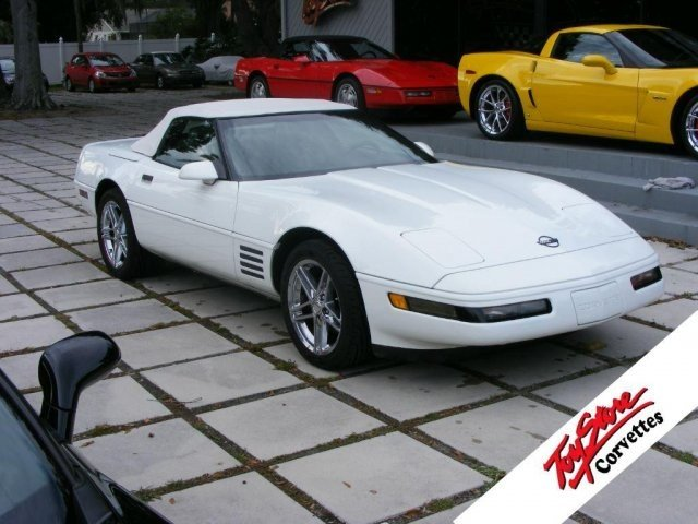 1992 chevrolet corvette classics for sale classics on autotrader rh classics autotrader com 1978 Vette 91 Vette