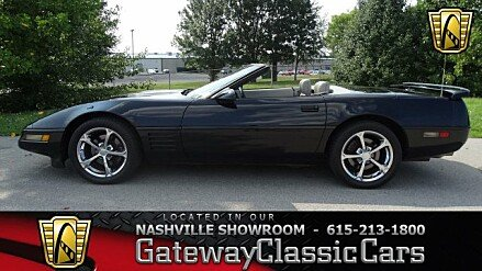 1992 Chevrolet Corvette Convertible for sale 100886835