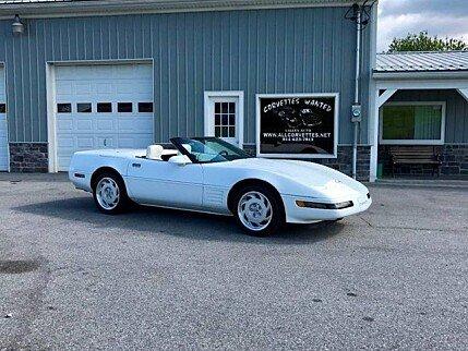 1992 Chevrolet Corvette Convertible for sale 100909444