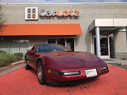 1992 Chevrolet Corvette Coupe for sale 100923704