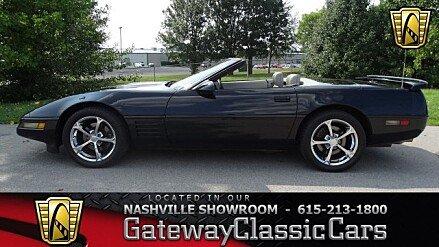1992 Chevrolet Corvette Convertible for sale 100949429