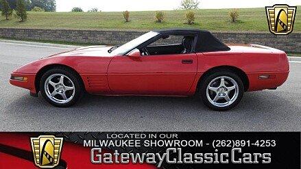 1992 Chevrolet Corvette Convertible for sale 100956879