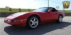 1992 Chevrolet Corvette Convertible for sale 100965493