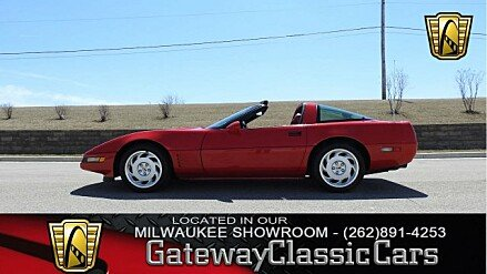 1992 Chevrolet Corvette Coupe for sale 100980599