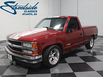 1992 Chevrolet Silverado 1500 2WD Regular Cab for sale 100945527