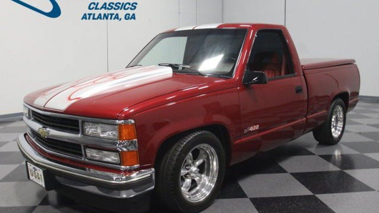 Silverado 95 chevy silverado : 1992 Chevrolet Silverado 1500 2WD Regular Cab for sale near Lithia ...