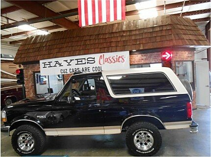 1992 Ford Bronco for sale 100991113