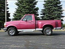 1992 Ford F150 2WD Regular Cab for sale 100986040