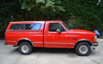 1992 Ford F150 2WD Regular Cab for sale 100966895