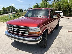 1992 Ford F150 4x4 SuperCab for sale 100999211
