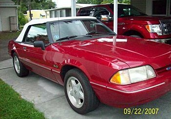 1992 Ford Mustang for sale 100816687