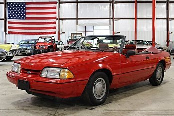 1992 Ford Mustang LX Convertible for sale 100861841