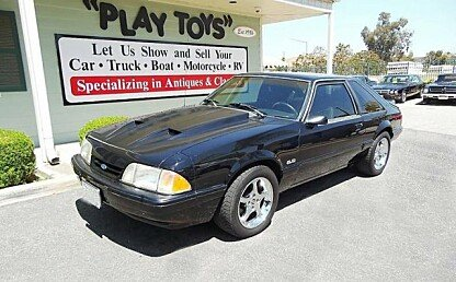 1992 Ford Mustang LX V8 Hatchback for sale 100988131
