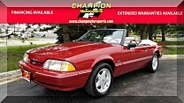 1992 Ford Mustang LX V8 Convertible for sale 100996569