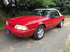 1992 Ford Mustang LX V8 Convertible for sale 101009766