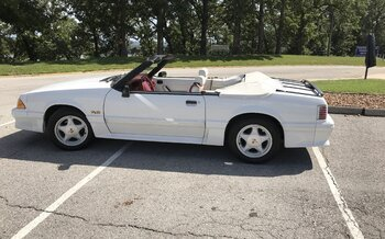 1992 Ford Mustang GT Convertible for sale 101041984