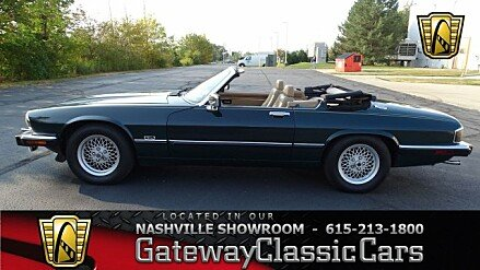 1992 Jaguar XJS V12 Convertible for sale 100908377