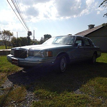 1992 Lincoln Town Car Cartier for sale 101023438