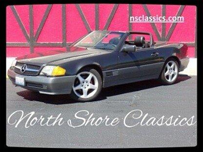 1992 Mercedes Benz 300SL For Sale 100838570