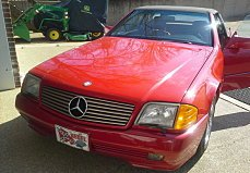 1992 Mercedes-Benz 500SL for sale 100792363
