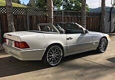 1992 Mercedes-Benz 500SL for sale 100919638