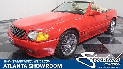 1992 Mercedes-Benz 500SL for sale 100975875