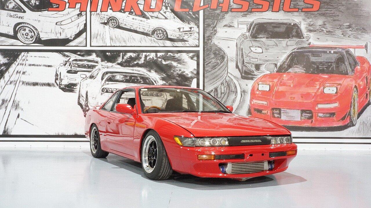 1992 Nissan Silvia for sale near Houston, Texas 77083 - Classics on ...