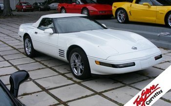 1992 chevrolet Corvette Convertible for sale 100862815