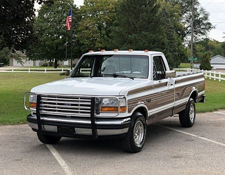 1992 ford F150 for sale 101027165
