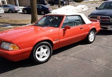 1992 ford Mustang for sale 100982385
