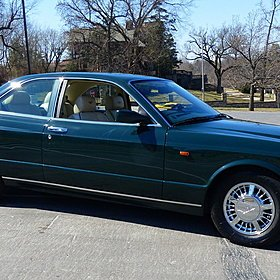 1993 Bentley Continental R Coupe for sale 100867132