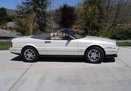 1993 Cadillac Allante UNAVAIL for sale 100840448