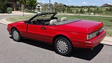 1993 Cadillac Allante for sale 100879238