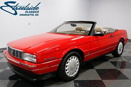 1993 Cadillac Allante for sale 100946583