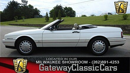 1993 Cadillac Allante for sale 100948447