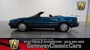 1993 Cadillac Allante for sale 100965024