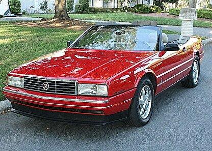 1993 Cadillac Allante for sale 100972079
