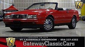 1993 Cadillac Allante for sale 101043675