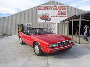 1993 Cadillac Allante for sale 101045190