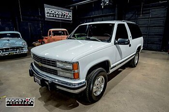 1993 Chevrolet Blazer 4WD for sale 100896549