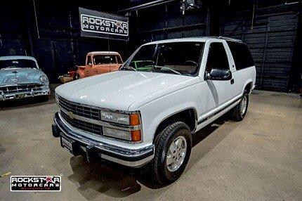 1993 Chevrolet Blazer 4WD for sale 100896549