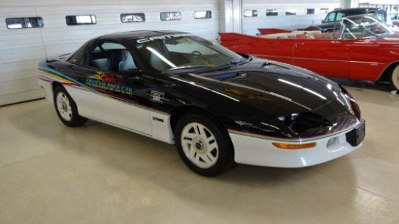 1993 Chevrolet Camaro Z28 Coupe for sale 100819162