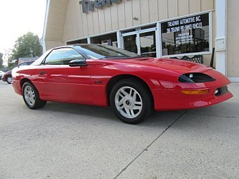 1993 Chevrolet Camaro Z28 Coupe for sale 100892412