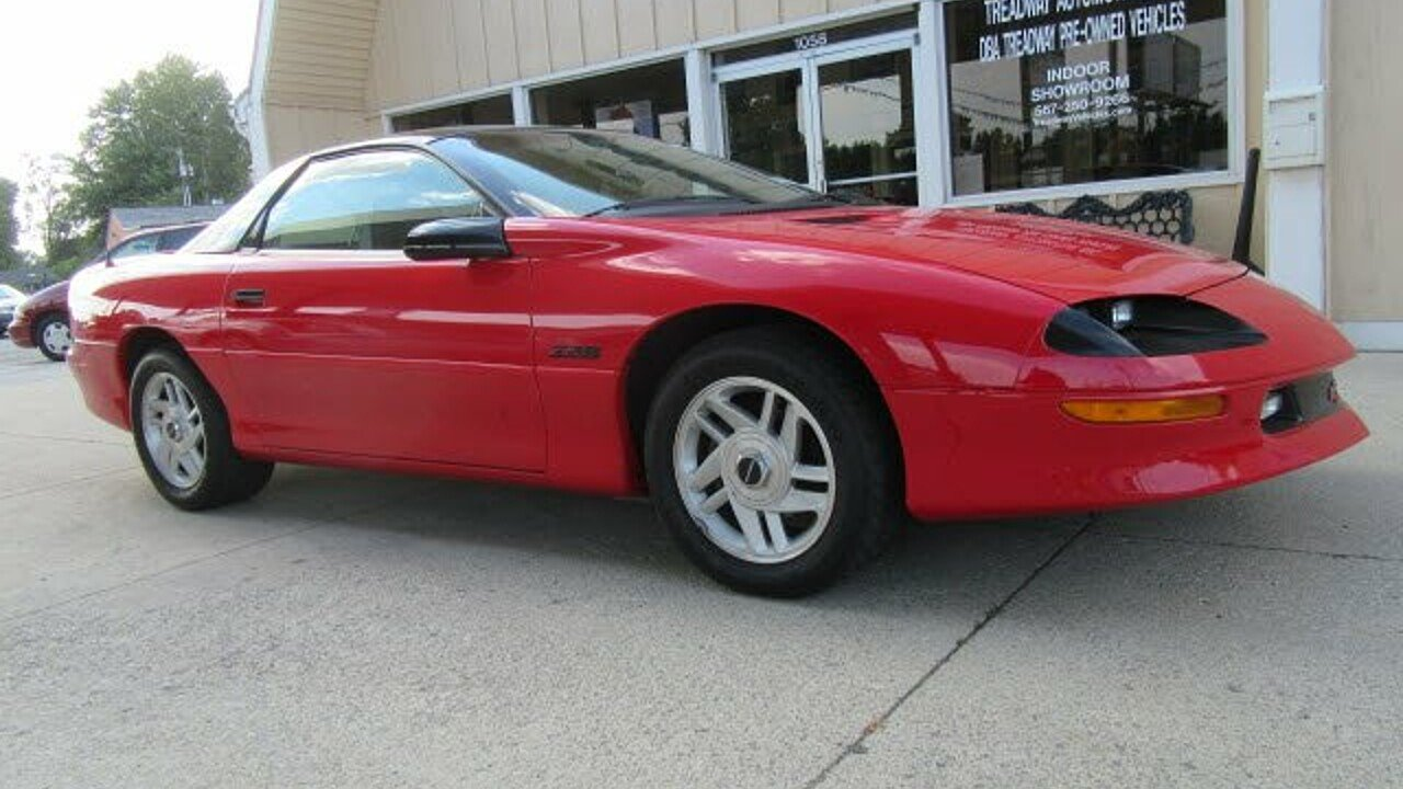 1993 chevrolet camaro z28 coupe for sale near findlay ohio 45840 1993 chevrolet camaro z28 coupe for sale 100892412 publicscrutiny Image collections