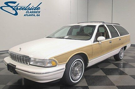 1993 Chevrolet Caprice Classic Wagon for sale 100970390