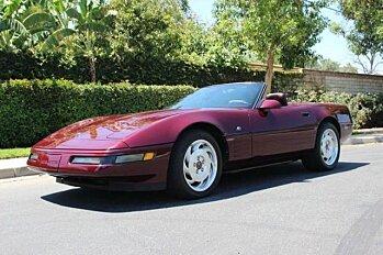 1993 Chevrolet Corvette for sale 100784014