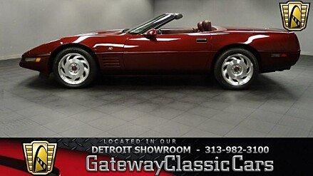 1993 Chevrolet Corvette Convertible for sale 100784920