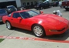 1993 Chevrolet Corvette for sale 100838171