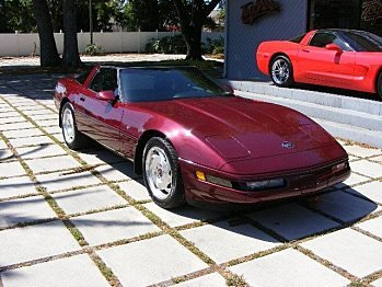 1993 Chevrolet Corvette Coupe for sale 100798019