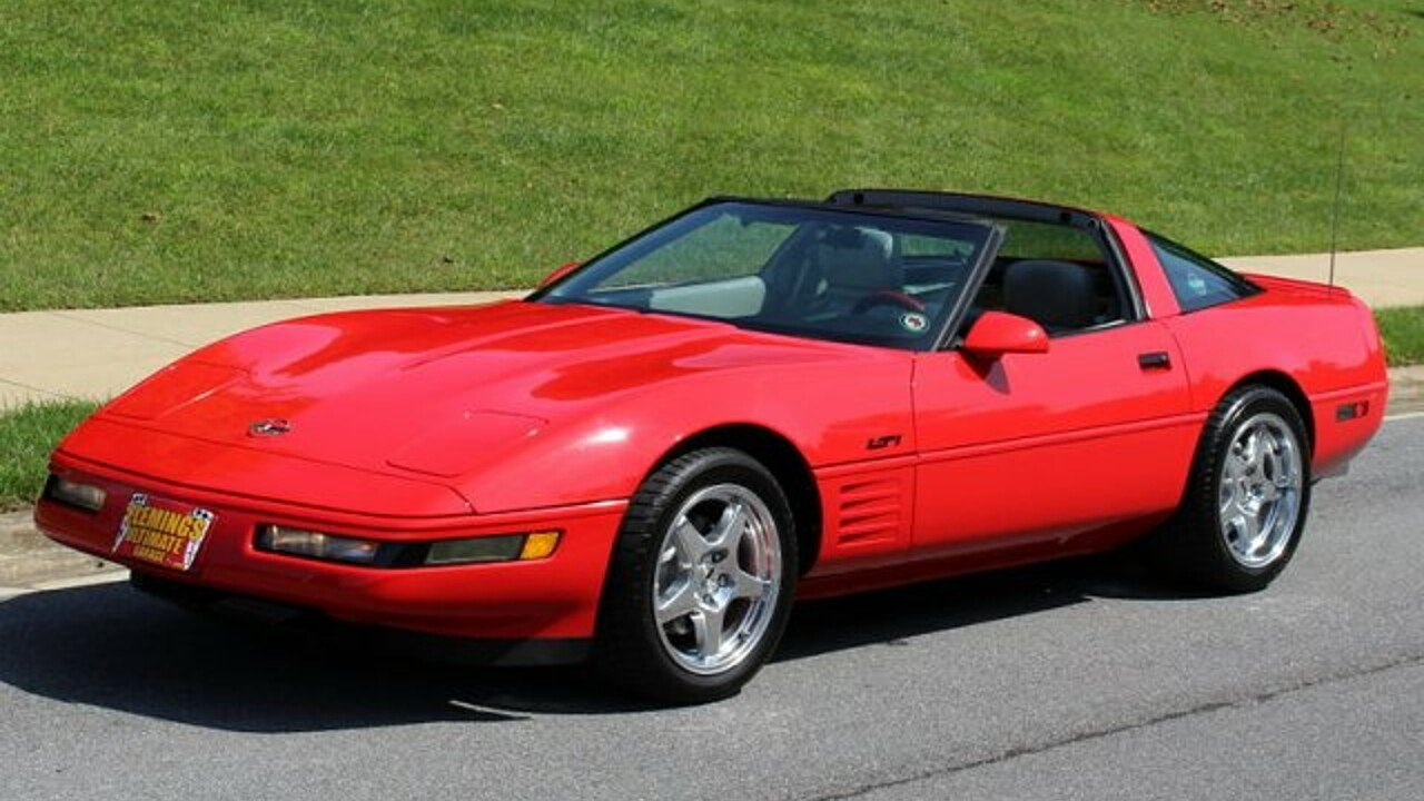 1993 Chevrolet Corvette Coupe for sale 100905287